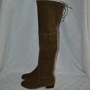 New $798 39 8.5 Stuart Weitzman Lowland Boots